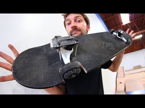 LOW RIDER WALMART BOARD | YOU MAKE IT WE SKATE IT EP 88
