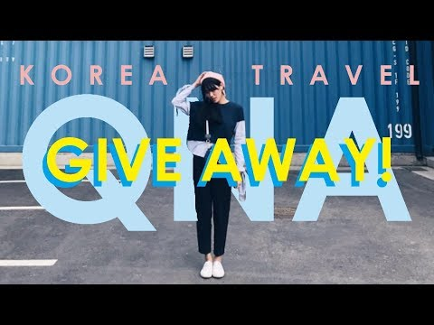 QNA ABOUT MY KOREA TRIP!