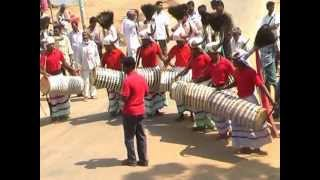 INDIAN TRIBAL DANCE