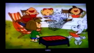 Opening To Blues Clues: Arts & Crafts 1998 VHS