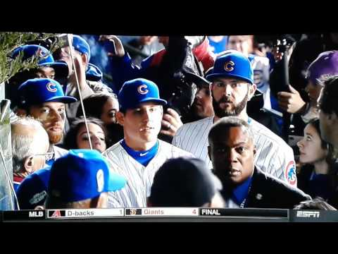 The Chicago Cubs Raise Their World Series Banners | MLB | April 10, 2017