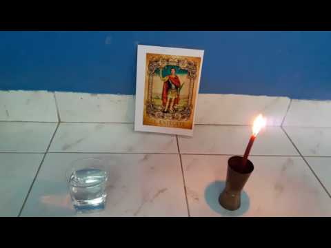Saint Expedite ritual for Travel