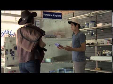 Glenn and Maggie Pharmacy (The Walking Dead)