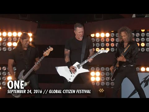 Metallica: One (Live - Global Citizen - New York, NY - 2016)