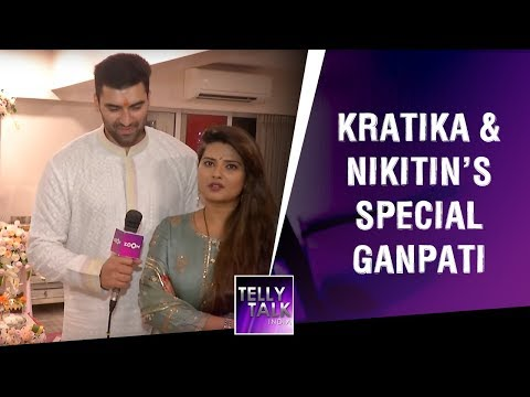 Kratika Dheer And Nikitin Dheer Talk About Their Special Lord Ganesha  Ganesh Chaturthi Special