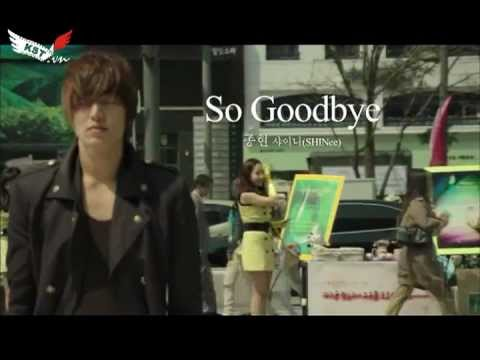 [KSTK][City Hunter OST][Vietsub] So Goodbye - Jong Hyun