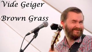 Vide Geiger - Brown Grass - Live at Backafestivalen 2015