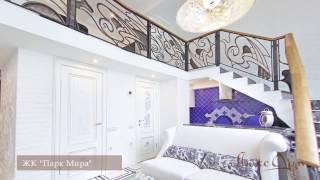 Апартаменты с дизайнерской отделкой в ЖК Парк Мира Москва(Двухуровневые апартаменты с высококачественной отделкой по эксклюзивному дизайн-проекту. Вся мебель,..., 2016-10-24T10:50:39.000Z)