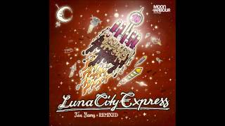 Luna City Express - R.E.M. feat Diamondancer (Oliver Dollar & Matthew K Play Low Mix)