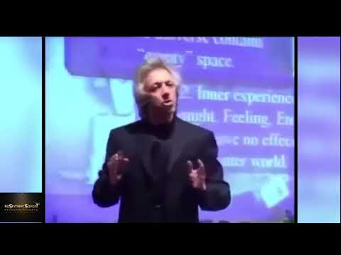 *RARE video*- The Language of the Divine Matrix GREGG BRADEN