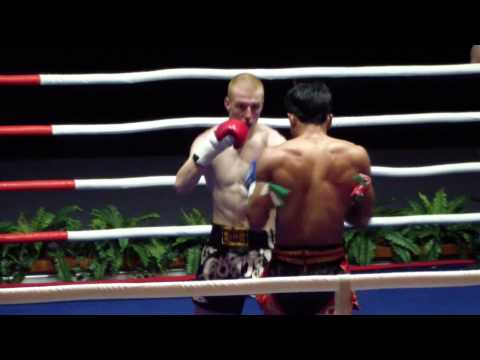 Muay Thai  Thailand vs Czech Republic  22.9.13