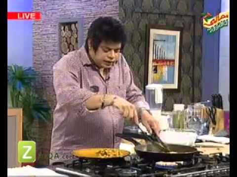 Masala Dosa, Tandoori Daal Kabab And Mayonnaise by Chef Gulzar   Zaiqa