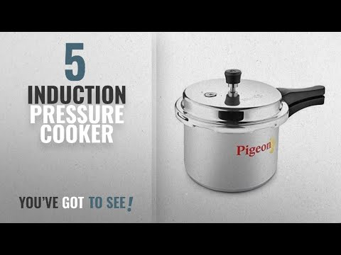 Top 10 Induction Pressure Cooker [2018]: Pigeon By Stovekraft Favourite Induction Base Aluminium