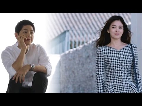 Song Joong Ki & Song Hye Kyo CF for Korea & Seoul Tourism