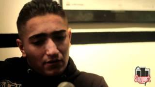 Capo Azzlack Interview zum Tourauftakt in Hamburg (Support TV)