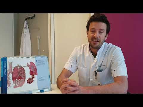 Zorg voor je longen - Longontsteking