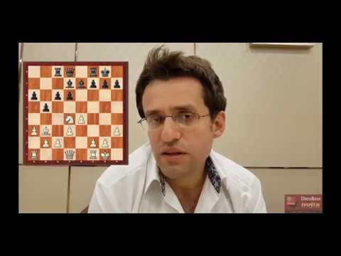 "Levon Aronian - ""I hope to provide some entertaining chess tomorrow!"""