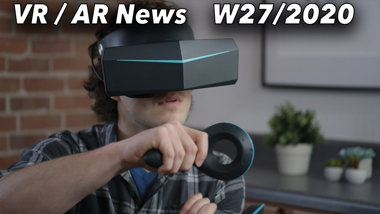 VR News, Sales, Releases (KW 27/20) Pimax Backer News, Dreams PSVR, Facebook VR Prototyp