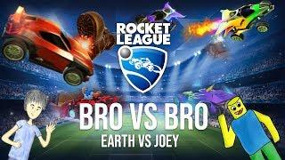 Rocket League - Bro VS Bro (w/ Joey)