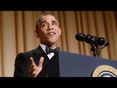 Obama's Best White House Correspondents Dinner Jokes