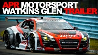 Trailer: APR Motorsport R8 Grand-AM Development