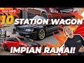 10 KERETA WAGON IDAMAN MALAYSIA!