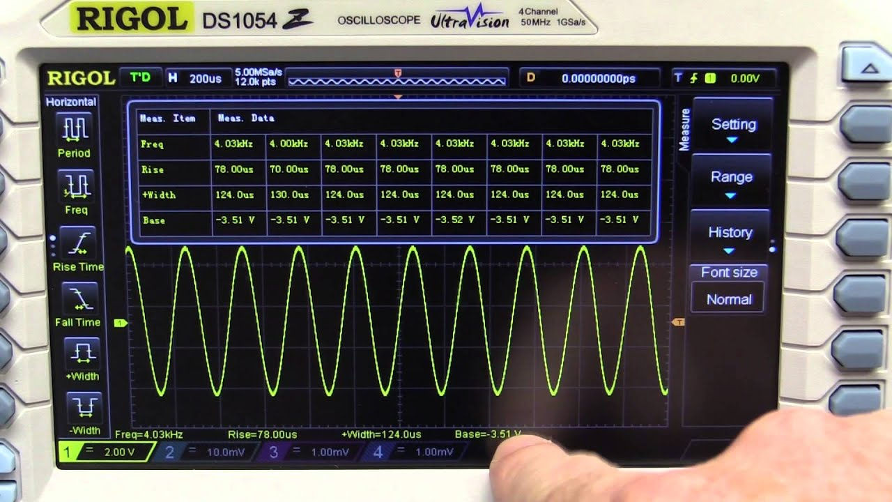 The 5 Best Rigol Oscilloscopes | Product Reviews and Ratings