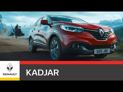 SOLO: A STAR WARS STORY - TV Advert KADJAR 2018- Renault UK