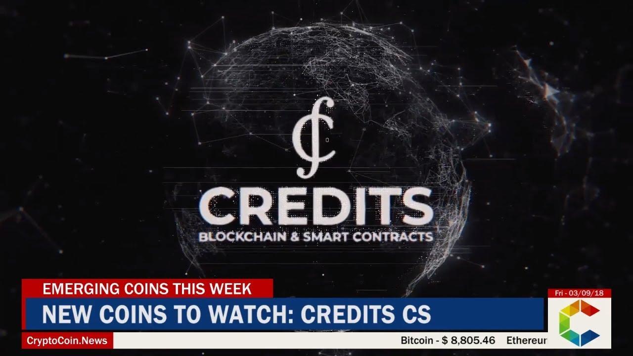 credits coin mining