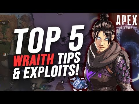 Download TOP 5 WRAITH TIPS AND EXPLOITS