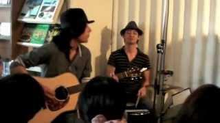 2012年5月3日(木)京都SOLE CAFE FoZZtone「yoroshuwoss-torinaharay」2...