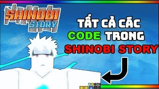 ROBLOX | ALL THE CODE IN SHINOBI STORY | Update