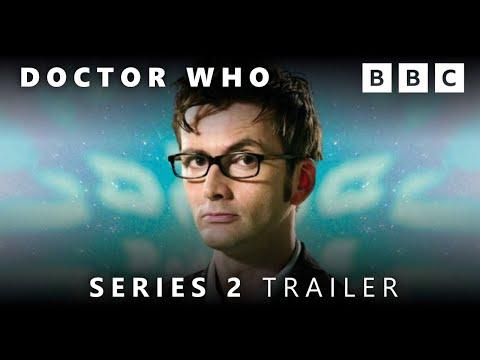 Doctor Who: Season 28 (Series 2) - TV Launch Trailer (2006)