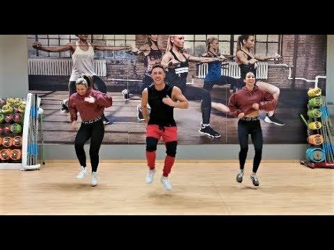 ZUMBA FITNESS - Contatinho - Leo Santana Feat Anitta