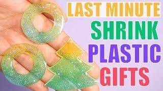Shrink Plastic Christmas Jewelry Charms ♡