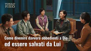 """Film cristiano """"Il battesimo del fuoco"""" (Spezzone 2/2)"""