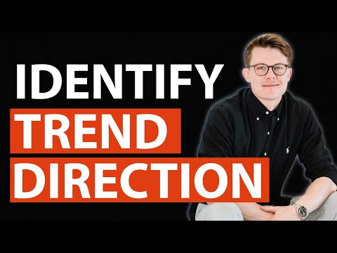 How To Identify The Direction Of The Trend