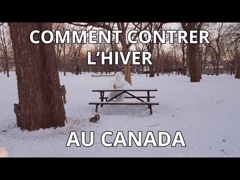 Comment Contrer L'hiver Canadien : Vêtement, Accessoire Et Astuce
