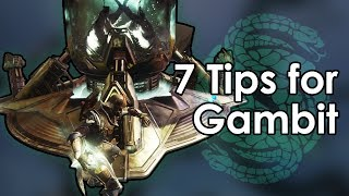 Destiny 2: So, You Suck at Gambit - 7 Tips to Get Better At Gambit