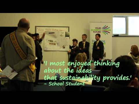 Green Gown Awards 2014 - Social Responsibilty - University of Worcester - Finalist
