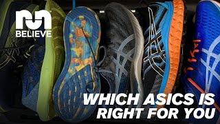 Which ASICS Running Shoe Is Right For You? Full 2021 (Early) Lineup and Breakdown