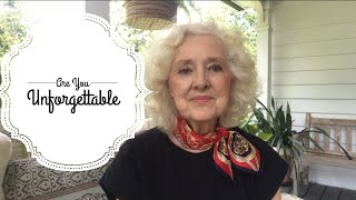 ARE YOU UNFORGETTABLE | 12 QUALITIES MEN SAY MAKE MATURE WOMEN DESIRABLE