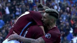 Trabzonspor 4 - 1 Evkur Yeni Malatyaspor #Özet