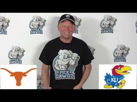 Kansas vs Texas 2/3/20 Free College Basketball Pick and Prediction CBB Betting Tips