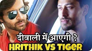 Hrithik Vs Tiger Movie Release Date Problem    Hrithik Roshan    Tiger Shroff    Vaani Kapoor