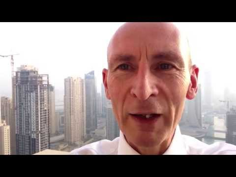 Work in Dubai - Nigel Green CEO of the deVere Group