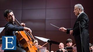 Masterclass Orchestra Zubin Mehta Tchaikovsky's Rococo Variations