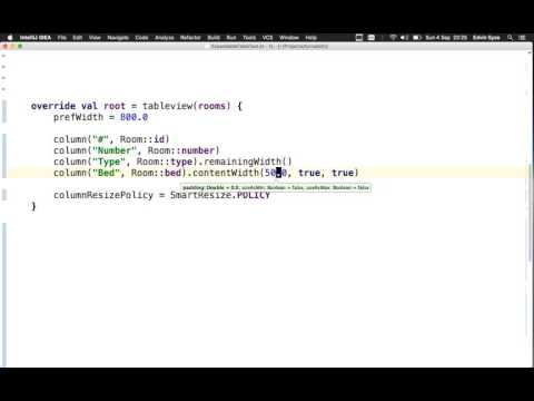 Javafx Tableview Smartresize Feature Teaser - YT