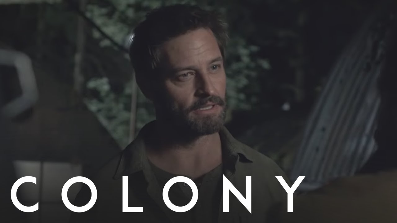 On Season 3 Episode 3 Of Colony | Colony on USA Network - YouTube