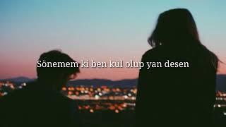 Ömer Öz - Gidemem ki (lyrics)